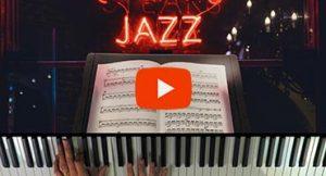 Exercício Jazz Hanon #1 e Escala Pentatônica Menor
