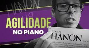 Exercícios para Piano Hanon Júnior