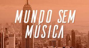 Um mundo sem música instrumental de piano