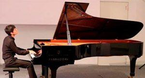 Japonês vence encontro mundial de piano