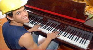 pedreiro piano