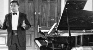 Pianista João Marcos se apresentará no Concerto piano em Entre Rios