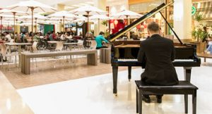 Recital de piano em homenagem ao dia das mulheres