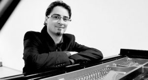 Londrina receberá espetáculo de pianista suíço