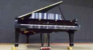 UFSM recebe piano de R$210 mil e causa polêmica