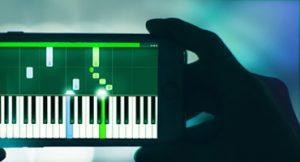 Aplicativos de piano para seu smartphone