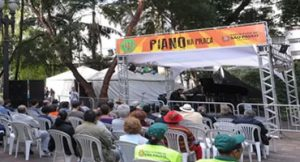 Projeto Piano na Praça estará de volta na Virada Cultural
