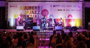 Show de piano marca a noite de domingo no Jurerê Jazz Festival