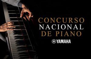Primeiro Concurso Nacional de Piano Yamaha