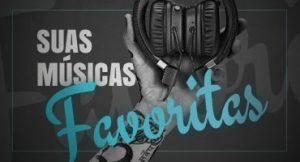 Toque suas músicas favoritas