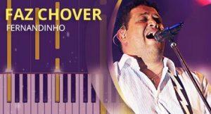 Como tocar Faz Chover no piano