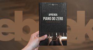 Material gratuito para Aprender Piano do Zero