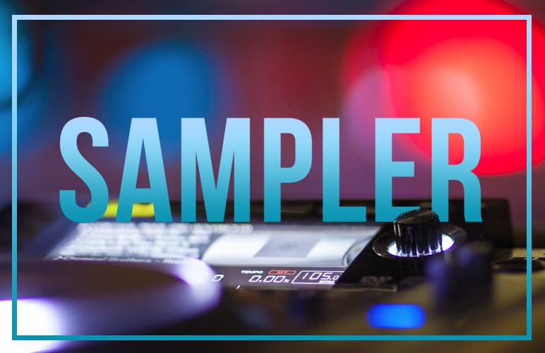 O que é um sampler?