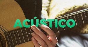 O que é um som acústico?