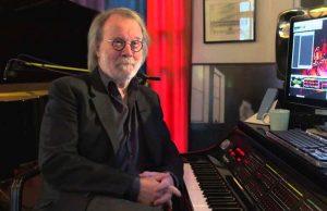 "Benny Andersson, ex-integrante da banda Abba lança álbum ""Piano"""