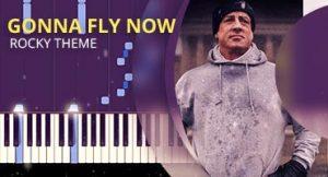 Como tocar Rocky Balboa no piano (Tema)