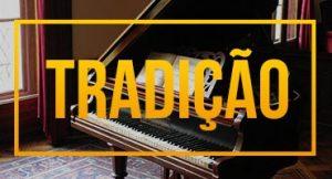 Tradição: Música clássica no piano