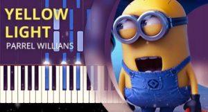 Como tocar tema de Meu Malvado Favorito no piano