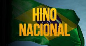 Cifra e Partitura do Hino Nacional Brasileiro