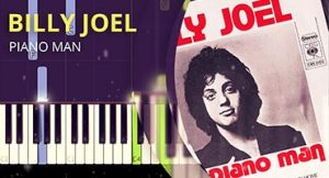 Como tocar Piano Man do Billy Joel no piano