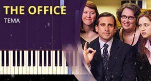Como tocar tema de The Office no piano