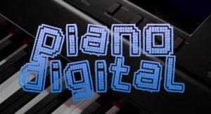 Conhecendo meu instrumento: Piano digital