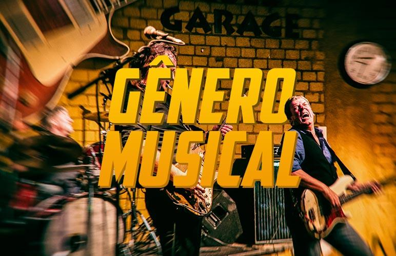 Os gêneros musicais presentes na música brasileira