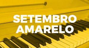 Piano e Setembro Amarelo trabalhando juntos
