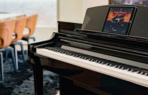 Piano inteligente Yamaha é apresentado na IFA 2017