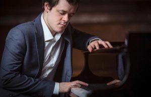 Benjamin Grosvenor: Fazendo história no piano