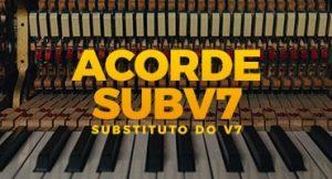 Diversificando Músicas através do Acorde Substituto