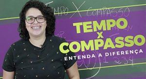 Entenda a diferença entre TEMPO e COMPASSO!